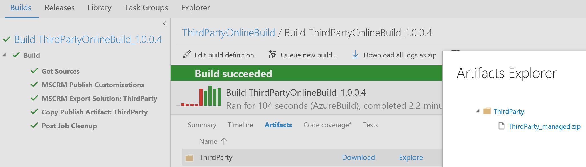 Dynamics 365 Build Tools - Visual Studio Marketplace